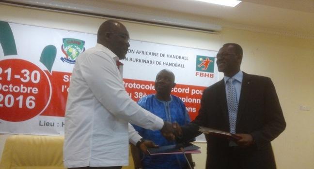 38es CHAMPIONNATS D'AFRIQUE DES CLUBS CHAMPIONS: Ouaga, capitale du handball africain du 21 au 30 octobre 2016