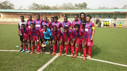 CHAMPIONNAT NATIONAL DE FOOTBALL FEMININ: L'USFA fait la course en tête à l'issue de la phase aller