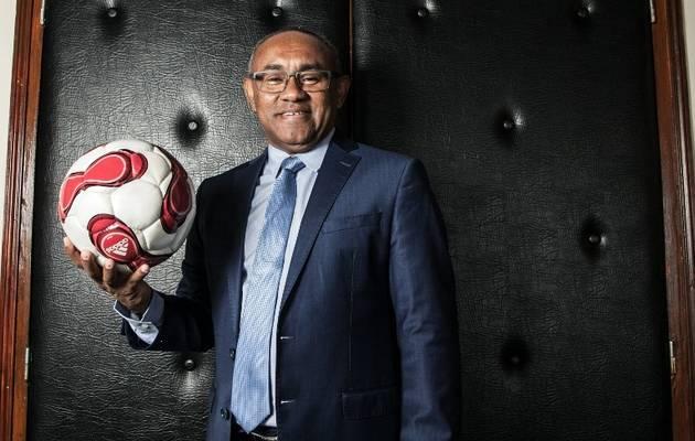 Présidence de la CAF: Ahmad candidat pour un 2e mandat