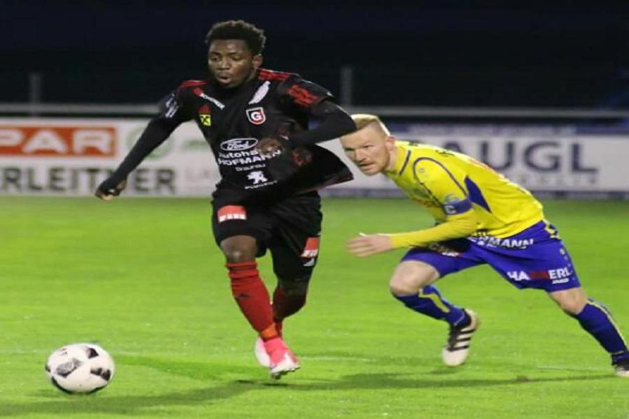 TRANSFERT: Le jeune espoir burkinabè Adolphe Bélem sur les tablettes de top clubs belges