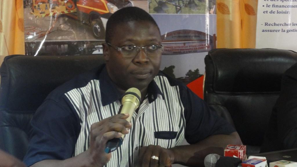 Yasnémanégré Sawadogo, président FBC: «L'avenue Charles de Gaulle ne répond plus au cyclisme d'aujourd'hui»