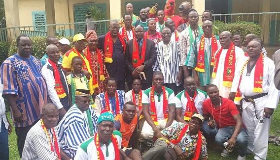 MISE EN OEUVRE PNSL : le ministre Azoupiou face à des acteurs à Abidjan