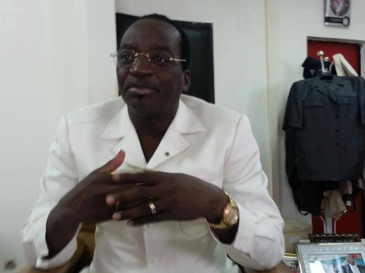 PRELIMINAIRES COUPE CAF : «On ne pouvait pas espérer un meilleur tirage que Wakriya», colonel Yac, président SALITAS FC