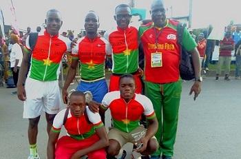 14e TOUR DU CAMEROUN : le Burkina présent à l'édition 2018 avec 5 coureurs
