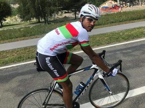 CHAMPIONNATS DU MONDE CYCLISME : le Burkinabè Daumont termine 66e du contre la montre individuel