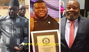 PERSONNALITES AJSB 2018: Omar Yugo, Iron Biby, Seydou Diakité et l'AS Douanes désignés