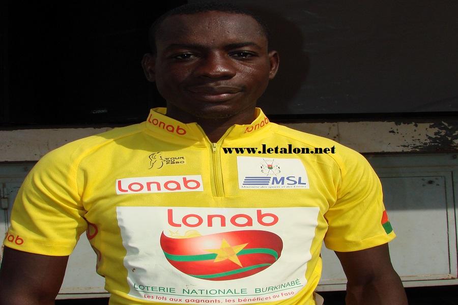 MEILLEUR CYCLISTE AFRICAIN 2018: le Burkinabè Mathias Sorgho nominé