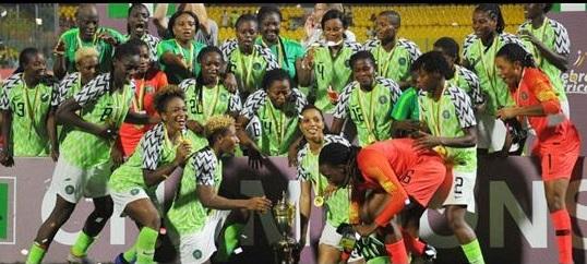 CAN FEMININE 2018: le Nigéria reçu 9 sur 11