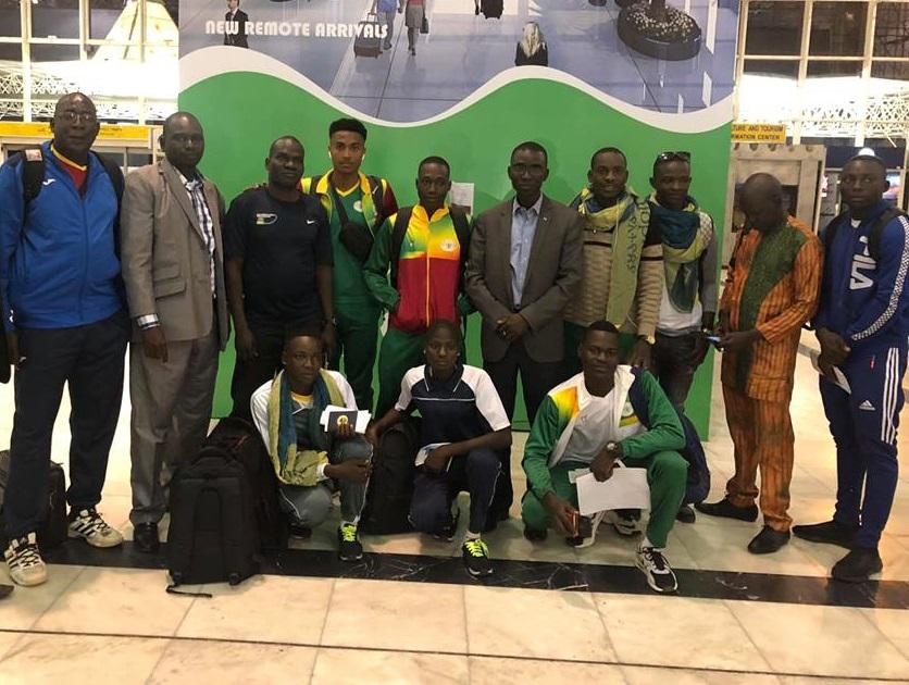 CHAMPIONNAT D'AFRIQUE DE CYCLISME: Opération médailles pour les Etalons en Ethiopie