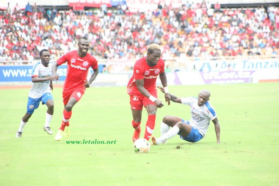 PREMIER LEAGUE TANZANIE : Le défenseur burkinabè Zana Coulibaly champion avec Simba FC
