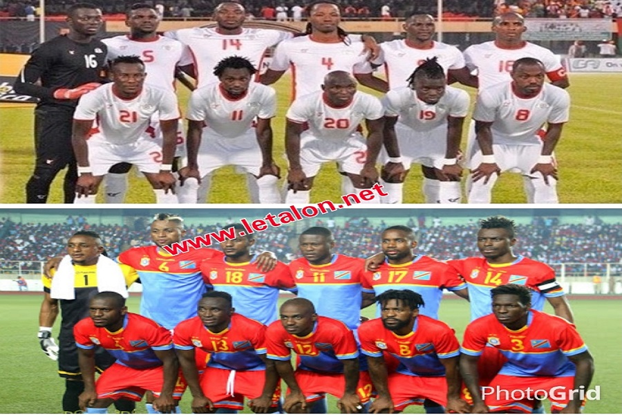AMICAL : Burkina VS Congo le 9 juin en Espagne