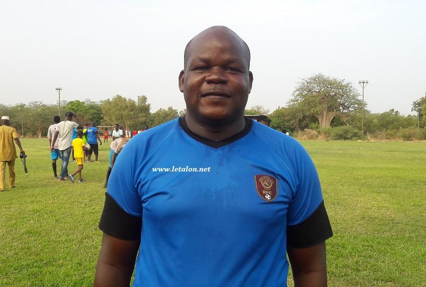 FINALE COUPE DU FASO : «Si on joue notre football, on peut arriver au bout»,Boureima Zongo, coach Rahimo FC