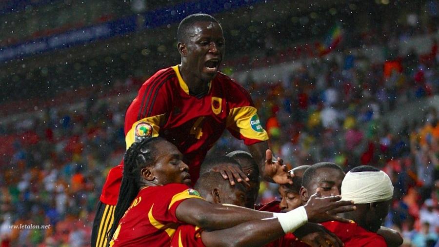 ANGOLA : Les 23 pour la CAN 2019