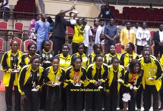 Handball 2018-2019 : l'AS Douanes rafle les titres nationaux chez les hommes et les dames