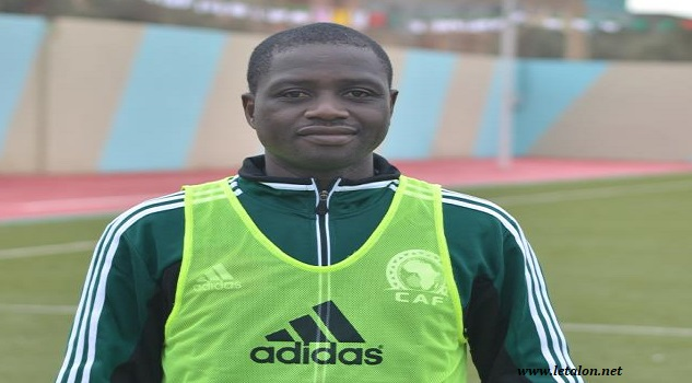 ALGERIE # NIGERIA : Le Burkinabè Seydou Tiama retenu dans le trio arbitral