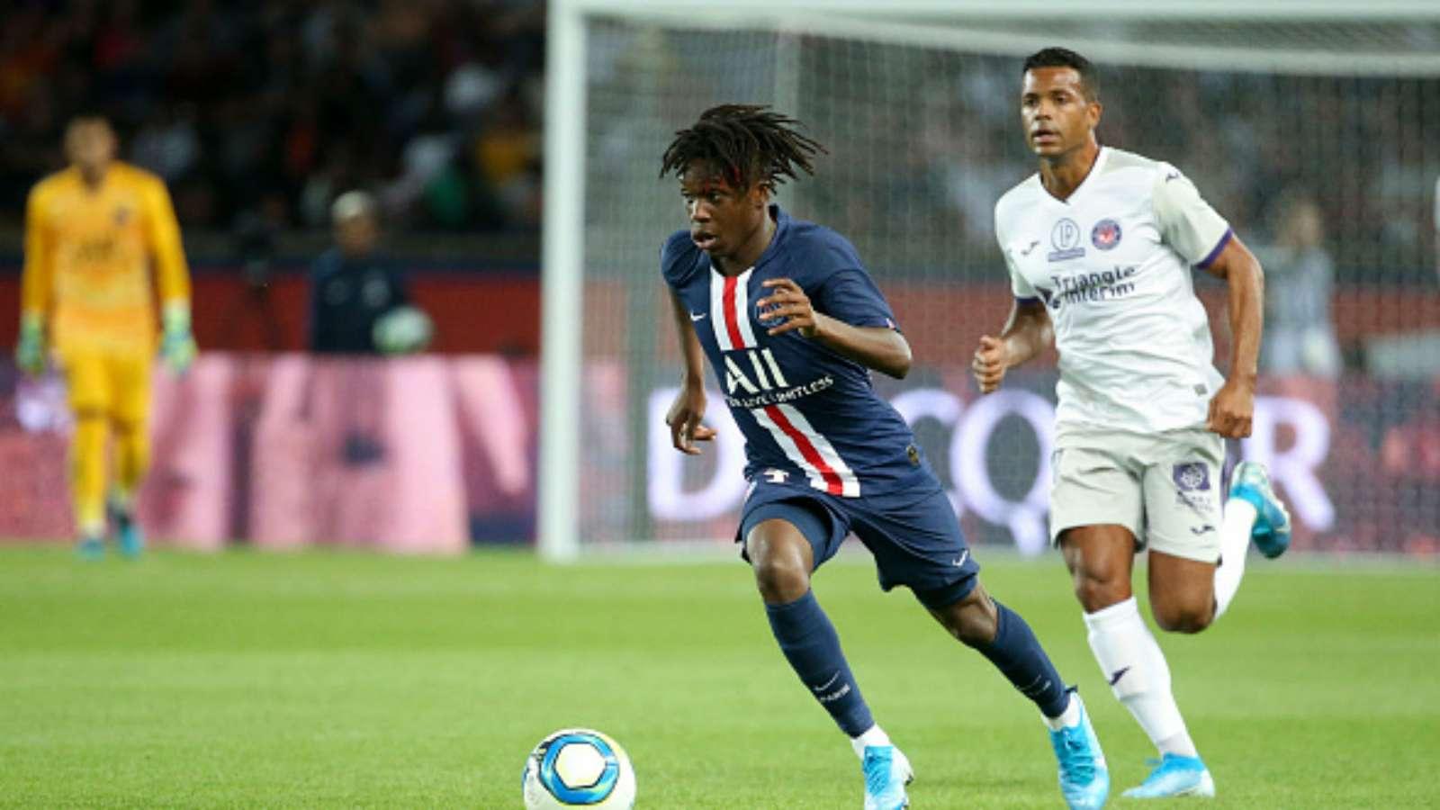 PSG : Le latéral franco-burkinabè Arthur Zagré vers MONACO