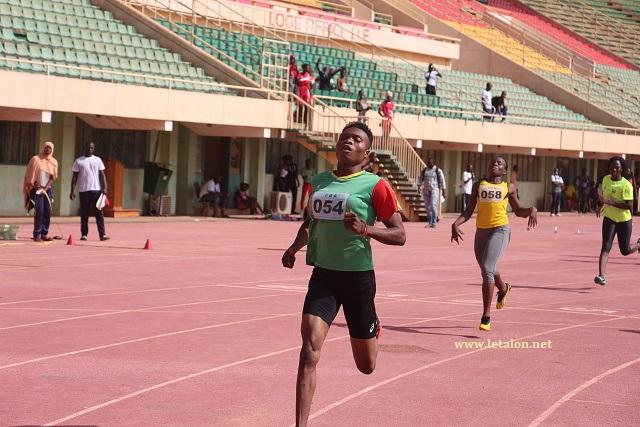 AG AJSB : Mariam Bancé désignée meilleure athlète de l'année 2019