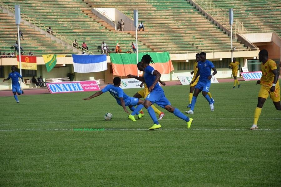 PRELIMINAIRE LIGUE DES CHAMPIONS CAF : Rahimo FC se noie à Aba 0-5
