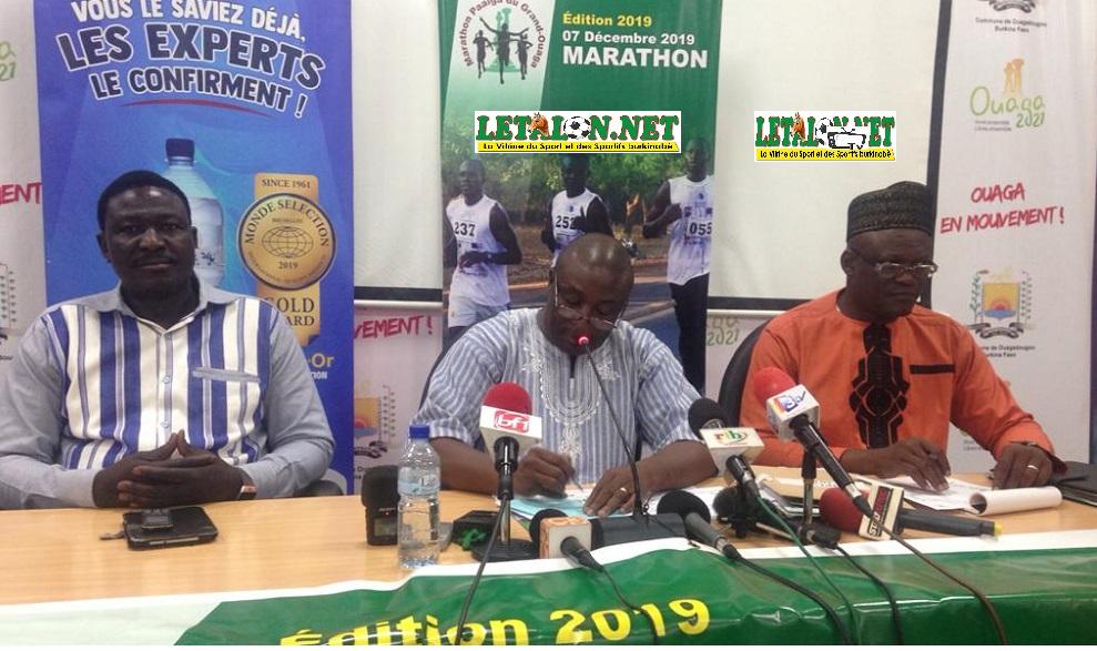 Marathon Paalga du Grand Ouaga : plus de 45 millions F CFA pour l'édition 2019