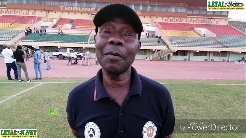 Match aller Bouenguidi # SALITAS: «On est venu au Gabon pour faire un bon résultat», coach Ladji Coulibaly