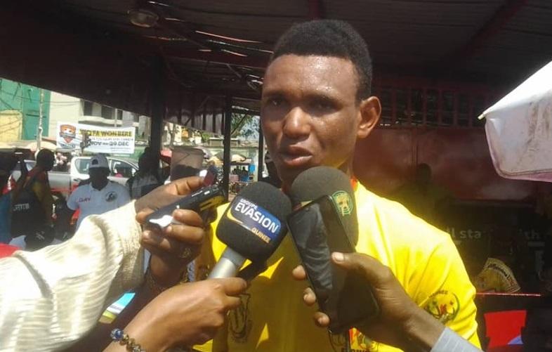 Tropicale Amissa Bongo : Sadou Diallo abandonne, voici les raisons