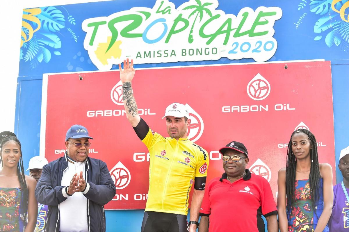 Tropicale Amissa Bongo 2020 : Jordan Levasseur grand vainqueur, les performances des Etalons