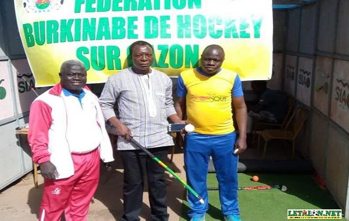 Semaine nationale du Sport pour tous : le hockey sur gazon à la conquête des Ouagalais