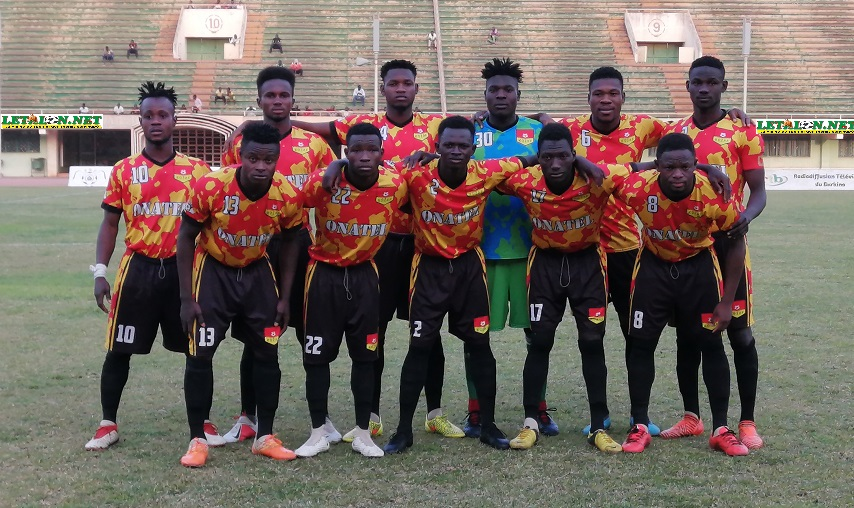 22e journée Fasofoot/USFA # KOZAF 0-0 : fin de la série noire pour l'équipe de Jaurès Baia