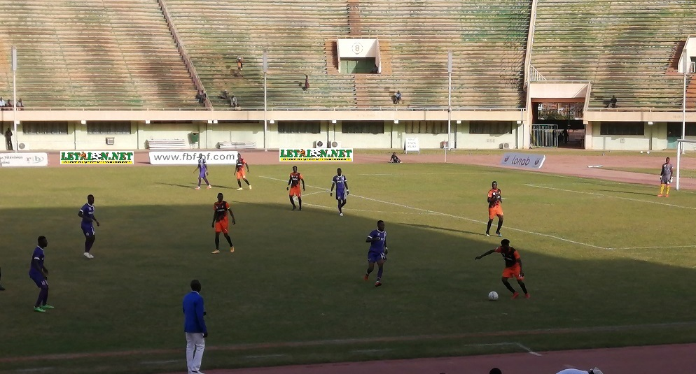 16es de finale Coupe du Faso : Les Electriciens électrocutent les Faucons 3 à 1