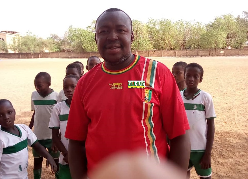 Abdoul Karim Zan, encadreur de jeunes footballeurs : « le Colonel Sita Sangaré a donné une autre image au football burkinabè »