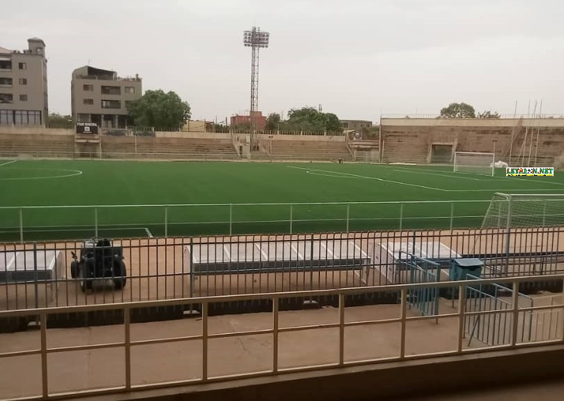 Ouaga : le stade Joseph Conombo est fin prêt (exclusif) !