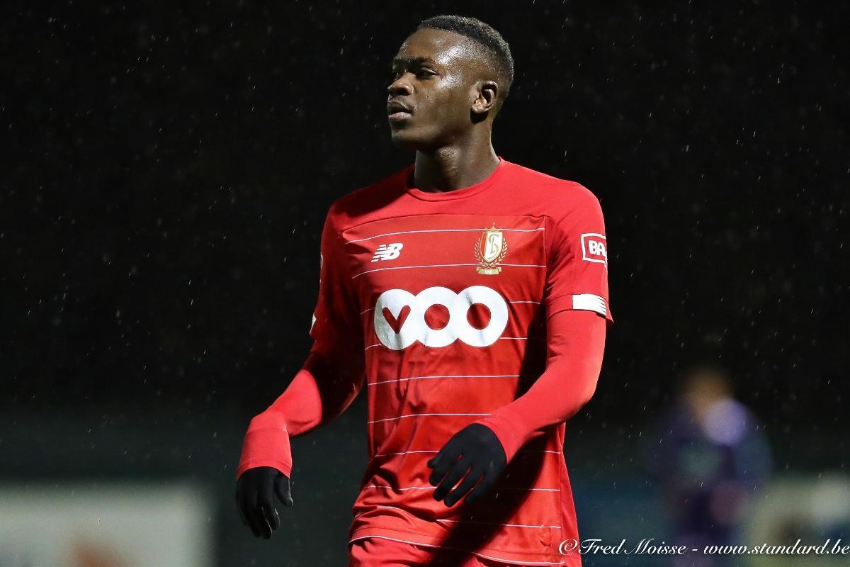 Belgique : le Burkinabè Abdoul Fessal Tapsoba est officiellement un joueur du Standard de Liège
