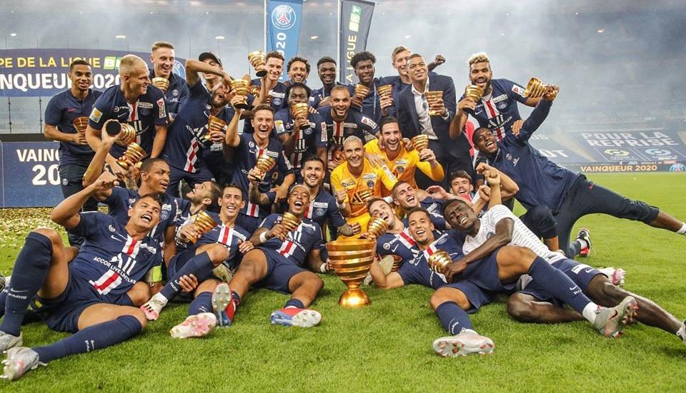 Coupe de la Ligue: Bertrand Traoré offre le titre au PSG