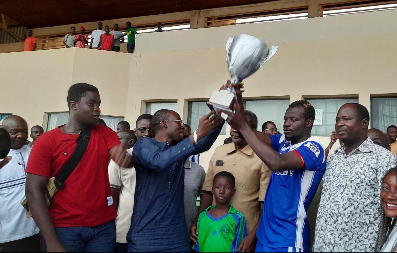 8e Coupe ligue du centre de foot: l'EFO décroche le graal
