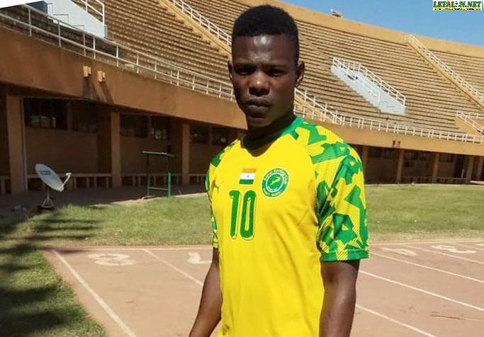 RAHIMO FC: la nouvelle recrue Issa Djibrilla double buteur avec le Niger
