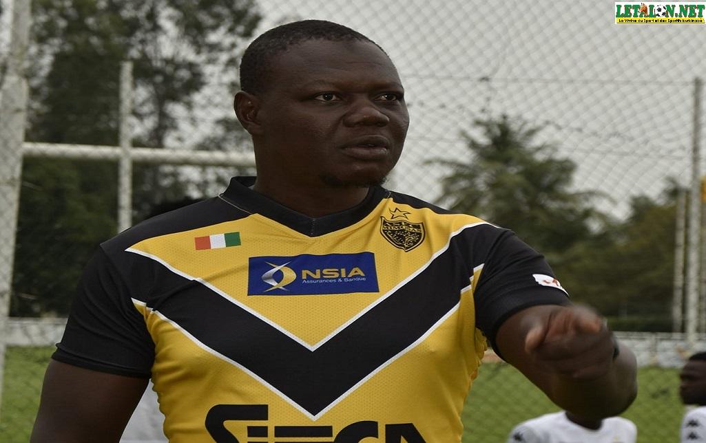 Mohamed Kaborédit Koassa : «Je veux me faire une place dans le métier d'entraîneur»