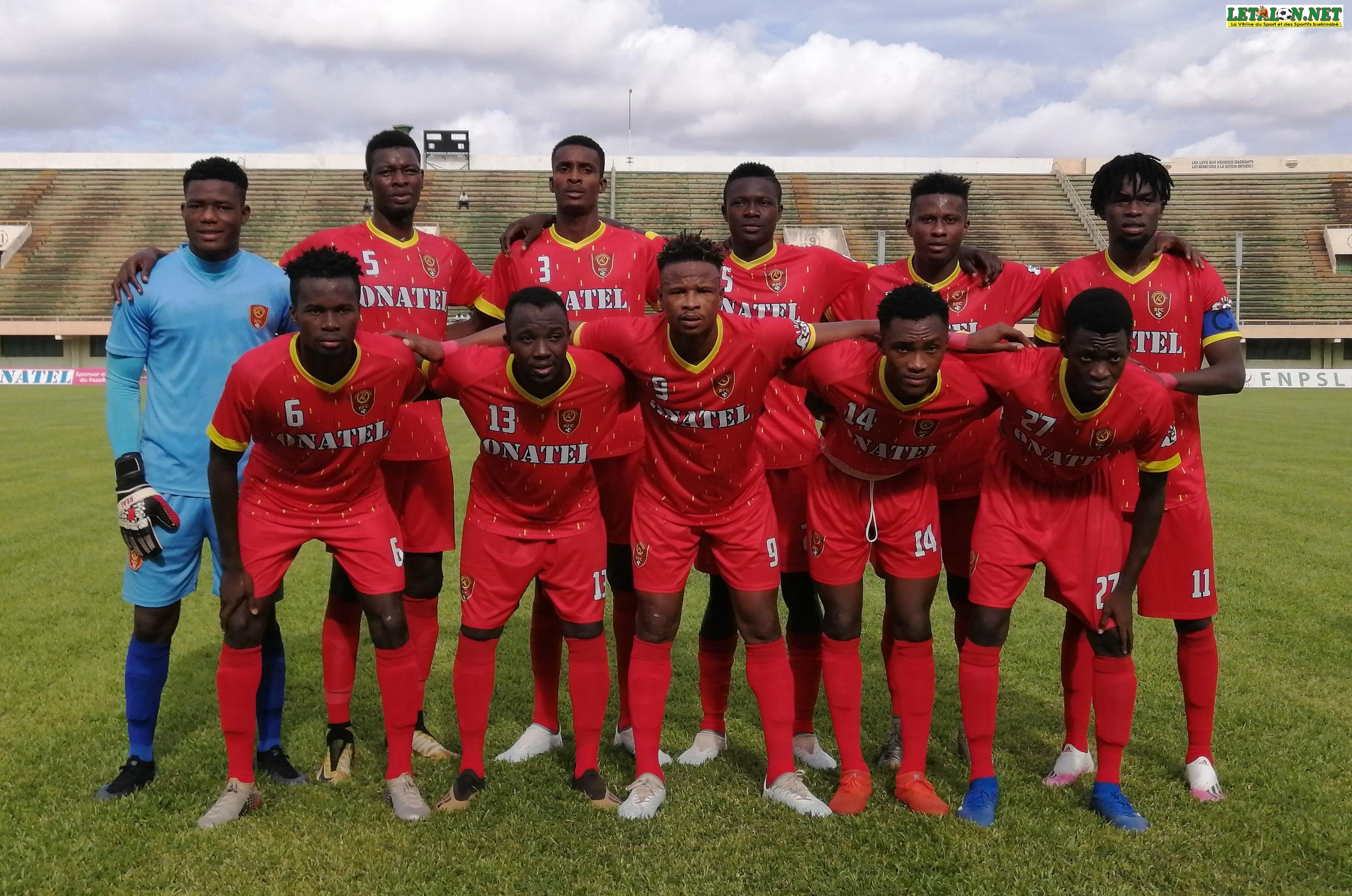 33e journée Fasofoot : Rahimo FC cale devant l'EFO 0 à 0