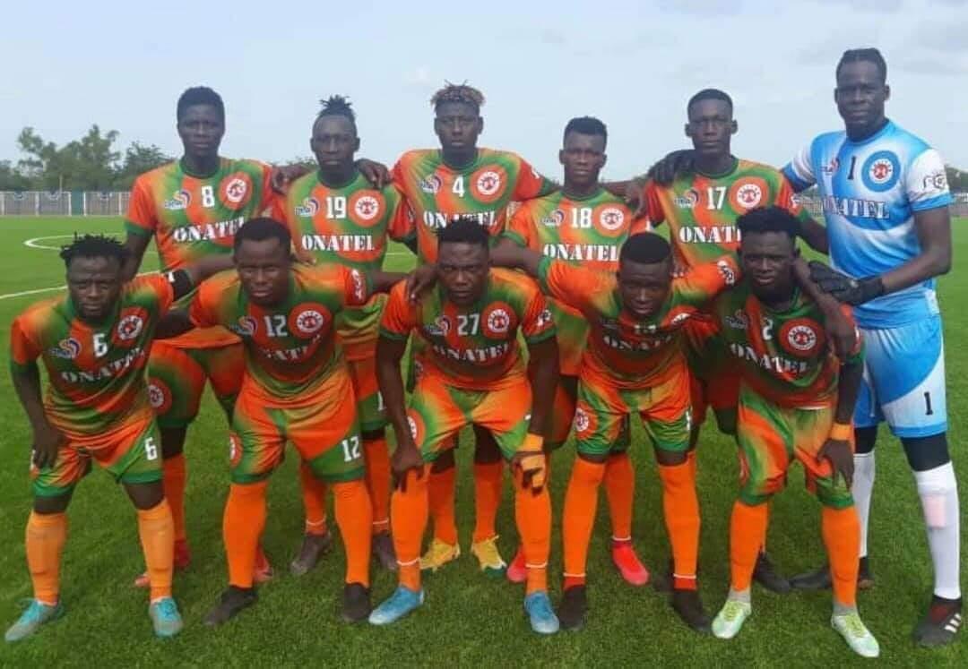 Préliminaire Coupe CAF: SALITAS FC arrache un précieux nul au Ghana