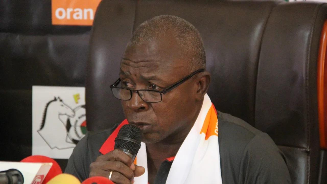Kamou Malo revient sur ses propos : «Notre objectif c'est la qualification, ce serait une première pour le Burkina»