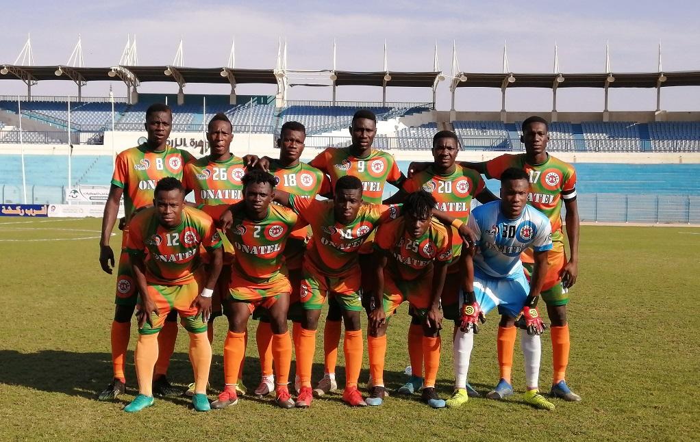 Play-offs Coupe CAF: SALITAS FC hérite de l'AS Bouenguidi Sports du Gabon