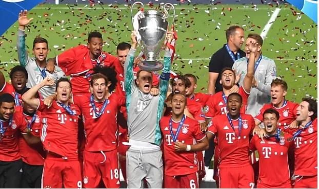 Equipe type UEFA 2020: Une liste de 50 nominés dominée par le Bayern avec deux Africains