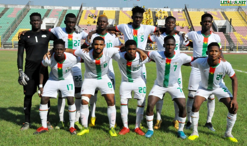 Match international amical U20 : le Cameroun s'offre le Burkina