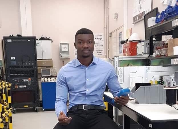 Hugues Fabrice Zango : «J'ai commencé ma carrière en 2011 par pur hasard»