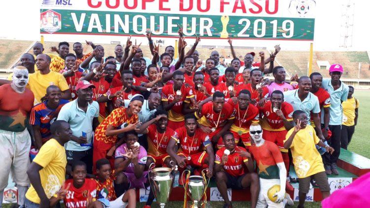 Finale Coupe du Faso: Rahimo FC bat l'AS SONABEL et réalise un doublé historique