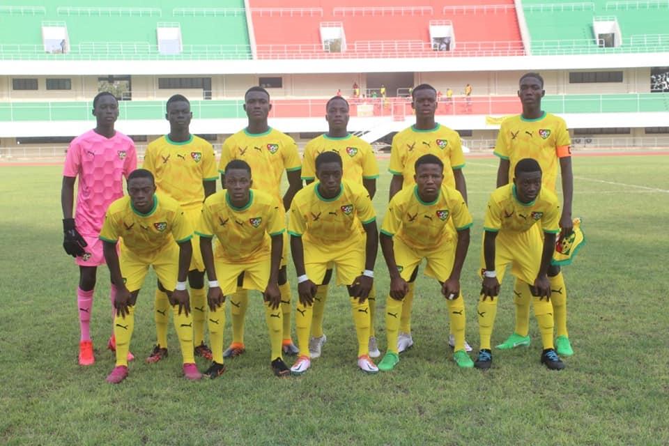 Tournoi UFOA-B U17 : le Togo disqualifié !