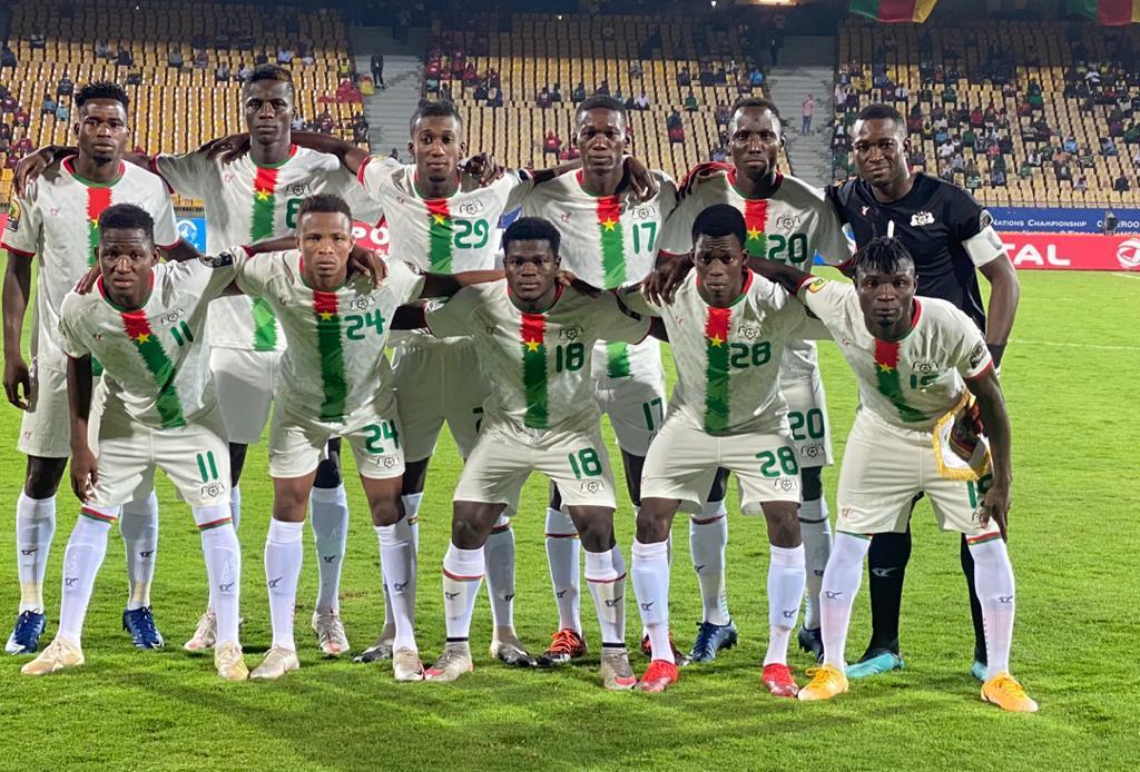 Burkina Cameroun: cinq joueurs forfaits!