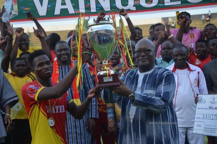 Coupe du Faso : les résultats complets des 16es de finale