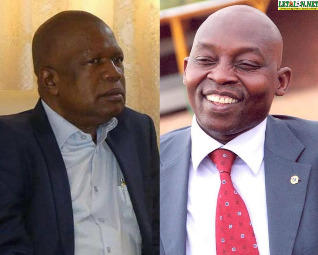 FBF: Moustapha Degtoumda remplace Idrissa Kafando à la trésorerie générale