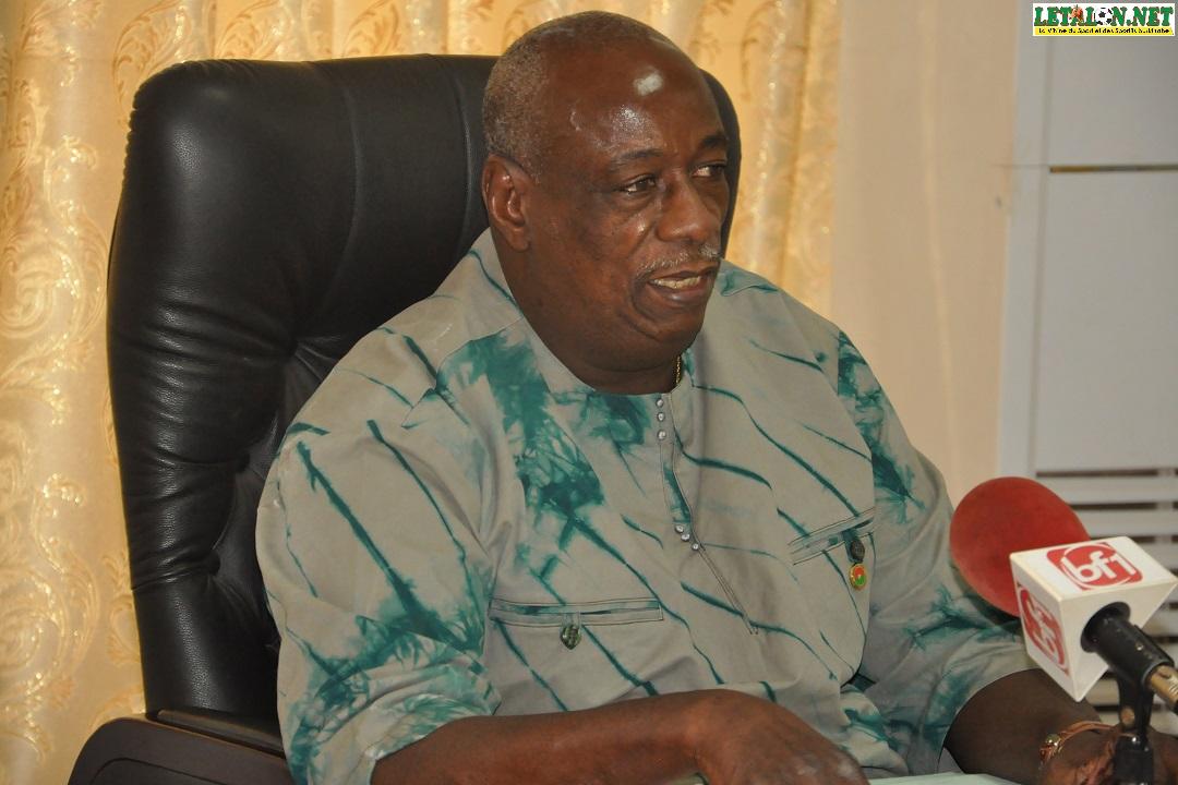 Dominique Nana: «Le Burkina abritera les jeux africains en 2027 et compte organiser la CAN 2029»