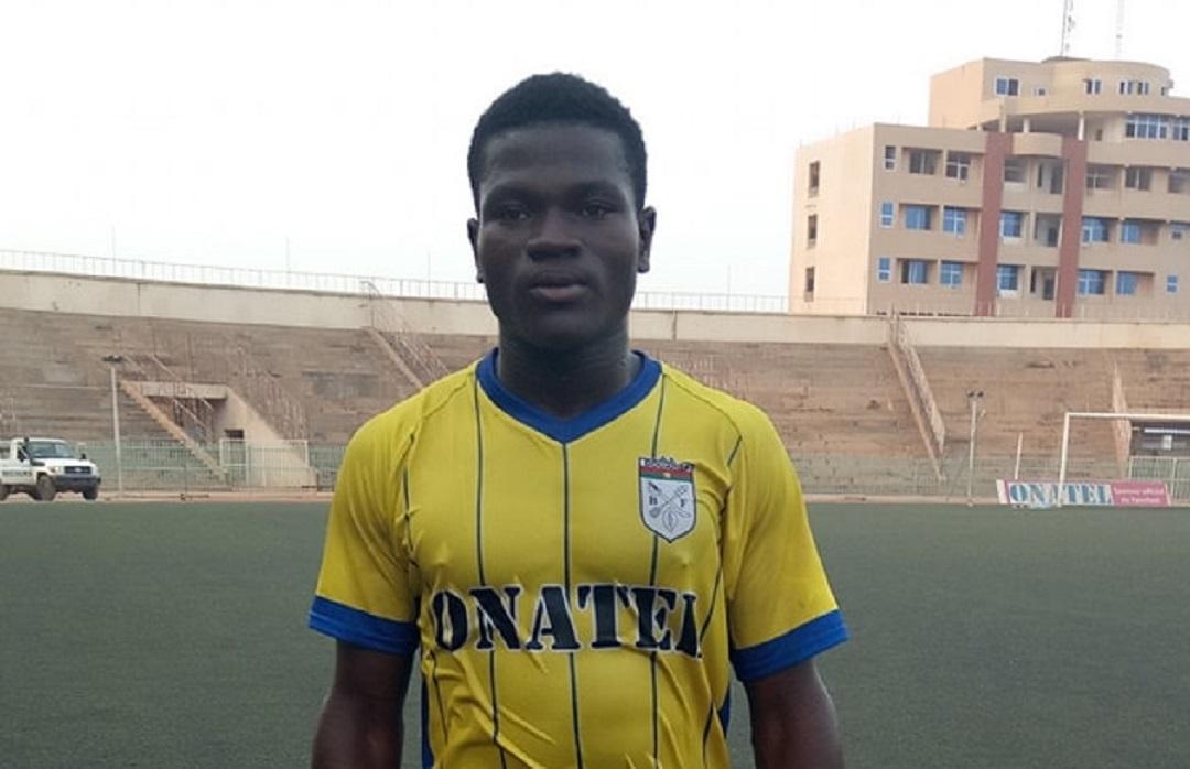 Joueur AJSB décembre: Ismahila Ouédraogo écrase la concurrence
